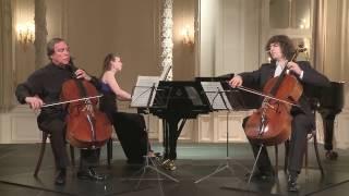 �������� ���� Sergey Roldugin (cello), Aleksander Ramm (cello) in St. Petersburg Music House  2016-06-22 ������