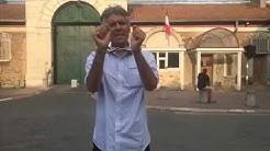 Rachid Nekkaz en Prison de Fresnes
