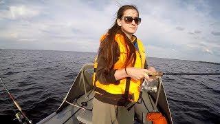 Рыбалка на Финском Заливе | День второй