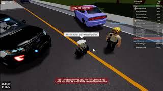 Roblox TOS Violation #1 (Part 1)