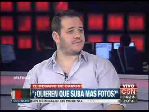 C5N - INTERNET: EL HACKER QUE DESNUDA A LOS FAMOSOS (PARTE 2)
