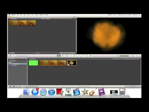 IMovie 11 Special Effects - Explosion