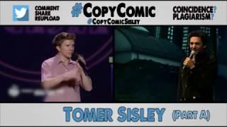 #CopyComic - Tomer Sisley Part A