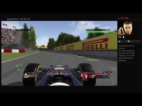 F1 Championship season - Round 7