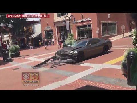 Suspect In Charlottesville Car Attack Faces Upgraded Charge