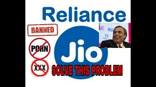 JIO Banned All #Porn website and #TamilRockers website How to solve this Issues
