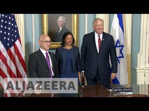 US, Israel reach record $38bn military aid deal
