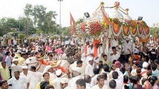 Sant Dyaneshwar mauli palkhi alandi 2013