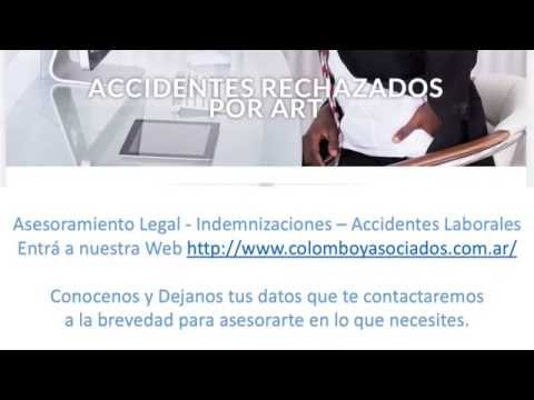 Colombo y Asociados - Asesoramiento Legal - Indemnizaciones - Accidentes Laborales
