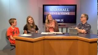 """07.07.2017 Marshall News & Views - """"Dare to Fair"""""""