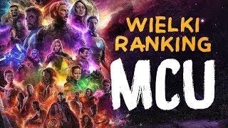 WIELKI RANKING MCU – wszystkie 23 filmy od najgorszego do najlepszego