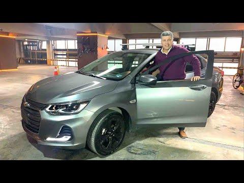 Chevrolet ONIX 2021 Prueba De Manejo En México.