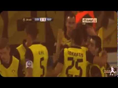 Zenit St. Petersburg - Borussia Dortmund Highlights 2-4 All Goals 25.02.2014 Champions League