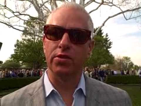 Tom Leach interviews Todd Pletcher (2014)