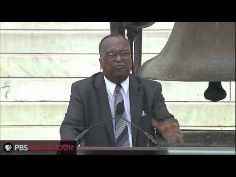 Charles Steele, CEO of the SCLC: ''We Still Must Fight for Freedom''