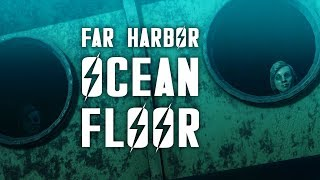Far Harbor Ocean Floor Explored - Fallout 4 Far Harbor Lore