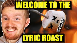 FANS ROAST SONG LYRICS! | Red Solo Cup, Eminem, Katy Perry