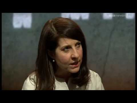 "Liz Kendall - ""We were spending too much before the crash""  Newsnight"