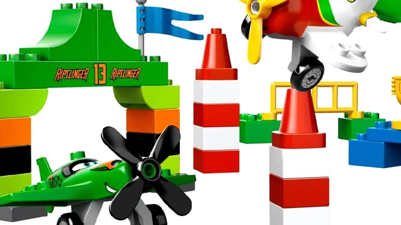 Образовательный, обучающий детский конструктор типа Лего (LEGO .