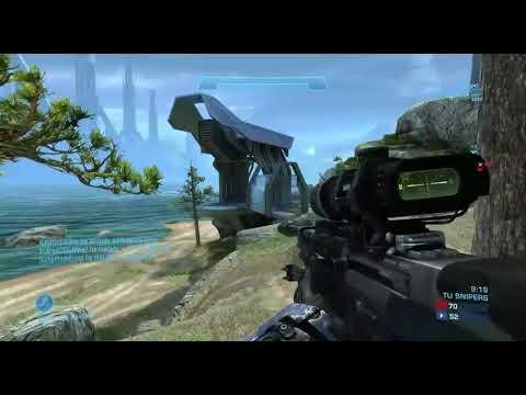 Halo Reach Y Más / Aprendiendo A Jugar