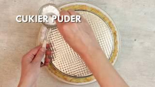 Jak przygotować domowy Mazurek Wielkanocny.? Przepis Mąki Basia