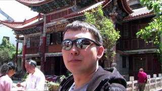 Китай наискосок. Клип