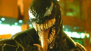 Venom Writer Teases A Spider-Man Crossover