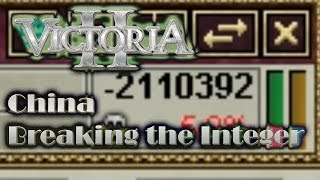 Victoria 2 China Breaking the Integer
