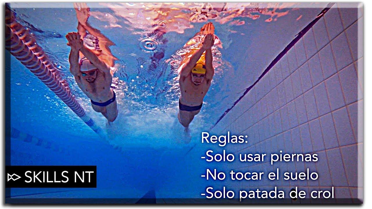 Ejercicios para nadar bien
