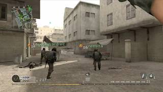 Wii 2019   Call of Duty: MW: Reflex Edition Online TDM - Strike