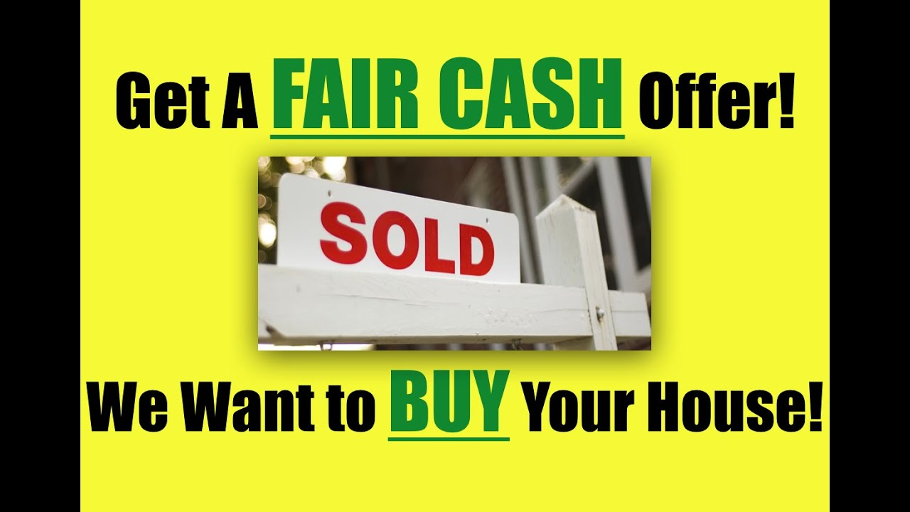 Sell My House Fast Tampa-813-331-5311-We Buy Houses Cash Tampa - YouTube