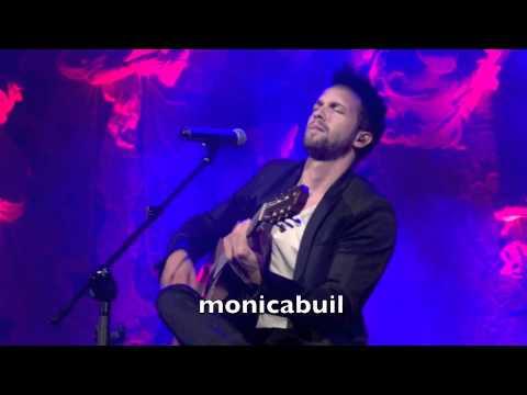Pablo Alborán - Miedo, concierto Barcelona (Palau de la Musica) 8 marzo 2012 (HD)