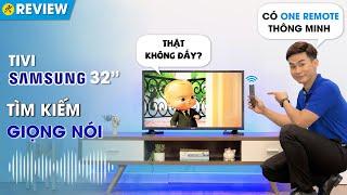 Smart Tivi Samsung: chỉ 32