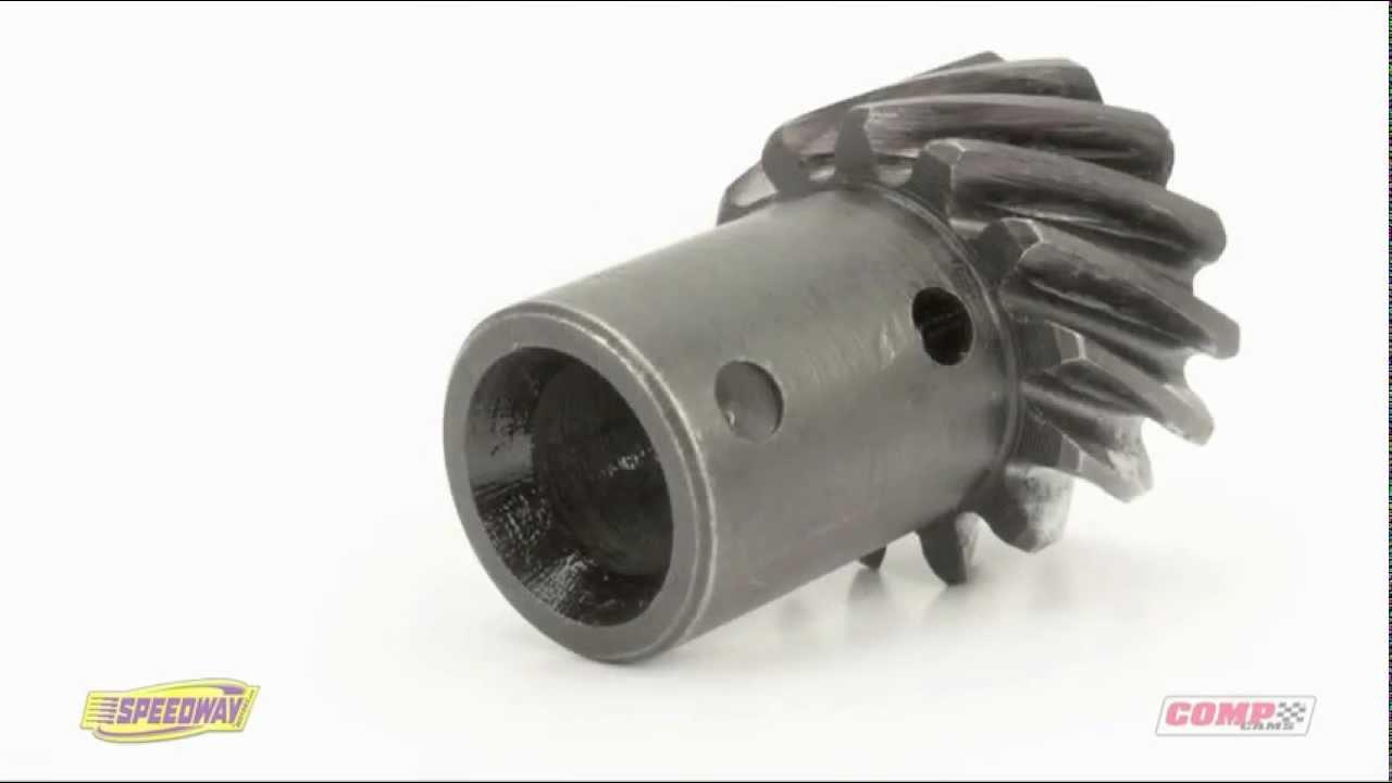 COMP Cams - Selecting The Correct Distributor Gear