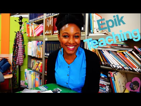 EPIK Teaching: My Basic Classroom Structure