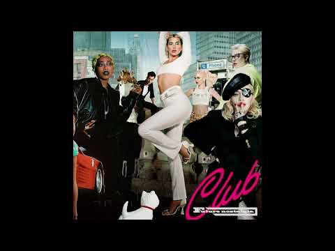 Dua Lipa - Levitating (feat. Madonna and Missy Elliott) [The Blessed Madonna Remix] (Audio)