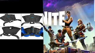 strike pack dominator configurarcion pa fortnite