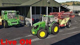 Farming Na Luzie ! - Na żywo