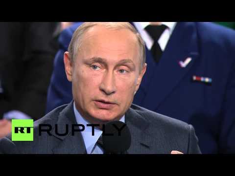 "Russia: Putin prefers ""to do sports"" than receive health care"