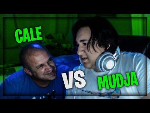 OVO SE ZOVE RAGE ! MUDJA VS CALE ! Rocket League