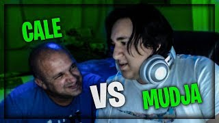 OVO SE ZOVE RAGE ! MUDJA VS CALE ! Rocket League
