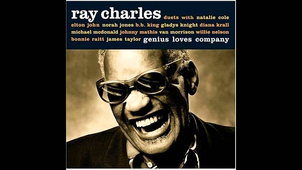 Ray Charles Feat Van Morrison Crazy Love Youtube