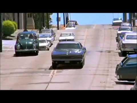 Bullitt - The Chase (part 1)