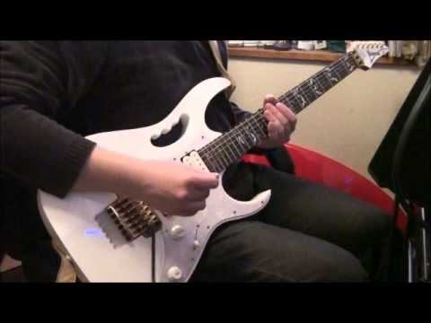 Jason Becker Perspective 「End Of The Beginning」 cover