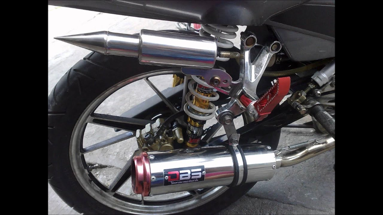 Honda xrm 125 set up