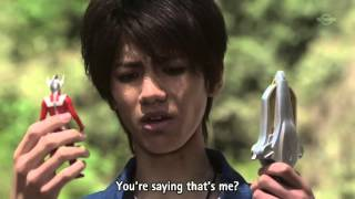 Ultraman Ginga Episode 1 (English Sub)