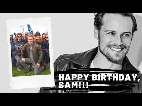 Happy 40th Birthday, Sam!