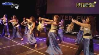 Music Directors of Indian Cinema - RD Burman - Shiamak Winter Funk - London 2013