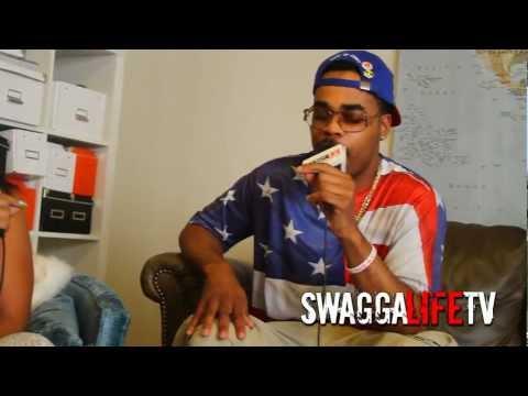 "SwaggaLifeTV Presents - Kool John ""Behind The Swagg"" [Part 1]"