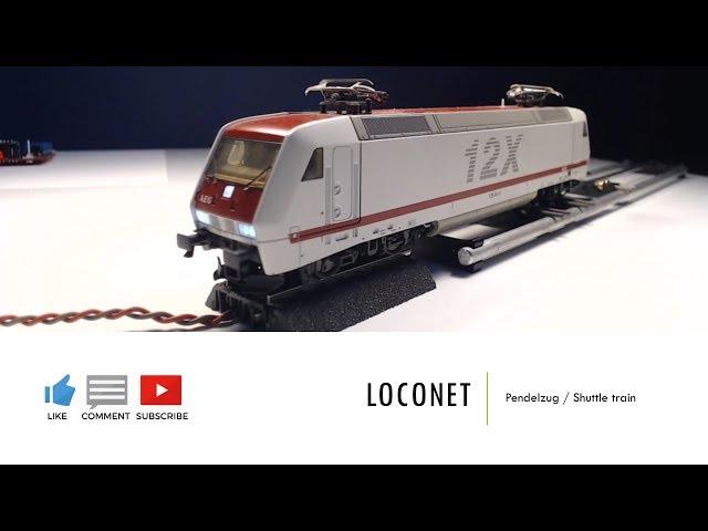 Arduino | Loconet Pendelzug